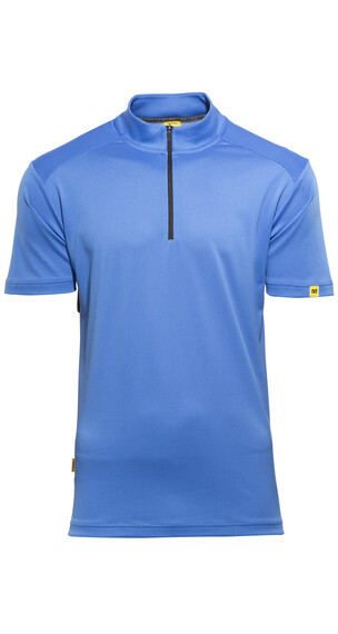 Mavic Red Rock Jersey korte mouwen Heren blauw